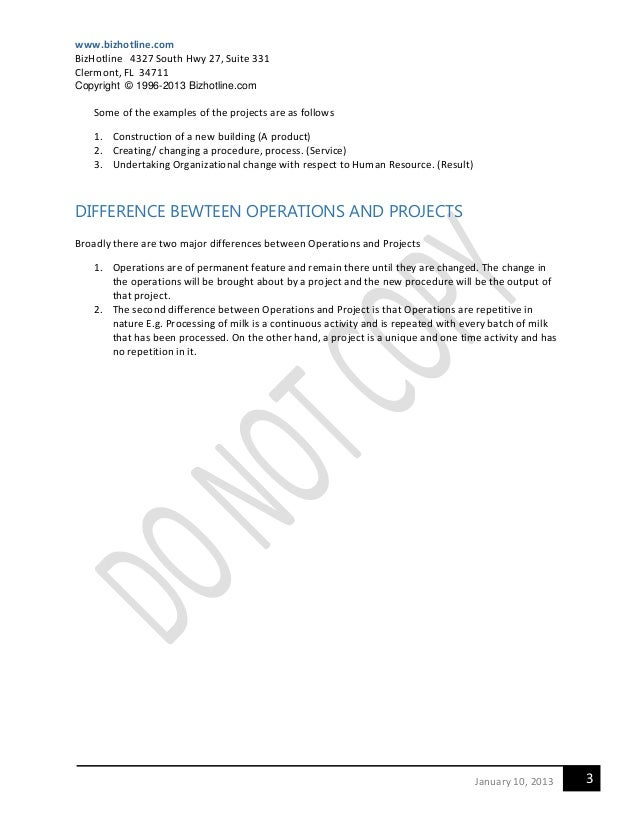 Introduction To Project Program Amp Portfolio Management