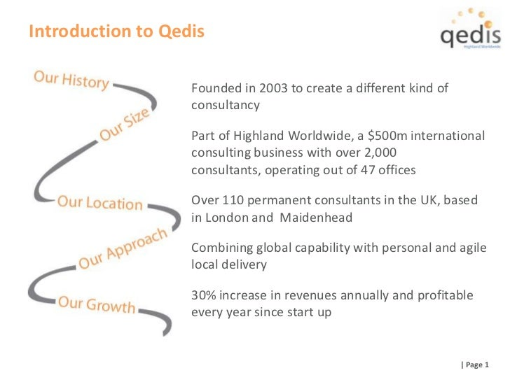 Introduction To Qedis