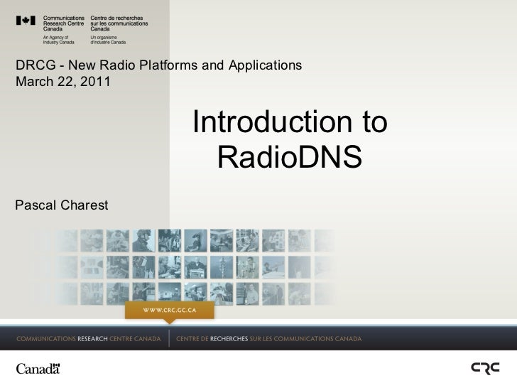 Introduction to RadioDNS