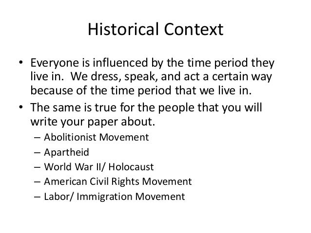 Write my civil rights movement research paper