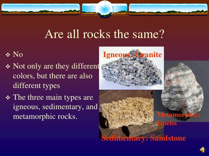 importance and uses of rocks Rocks are important because geologists use evidence from them to learn about what the earth was like in the past they allow scientists to build a historical record of the planet to learn what events occurred before people lived rocks can answer a number of questions about what earth was like in.