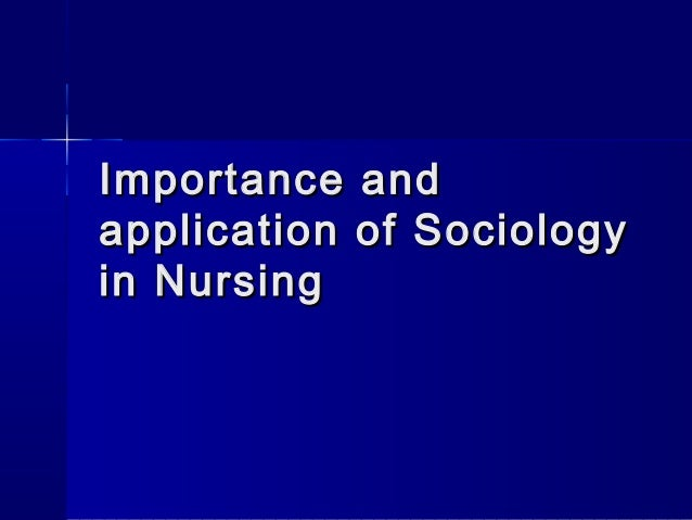 the role and scope of sociology Sociological knowledge is it possible to say anything useful and general about the subject matter and scope of sociology could we say, for example analogously, we might consider several different roles that sociology should play.