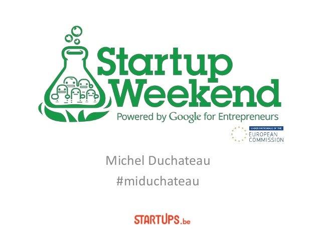 Michel Duchateau #miduchateau