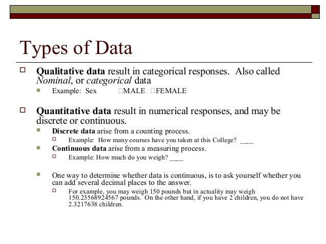 Quantitative data essays