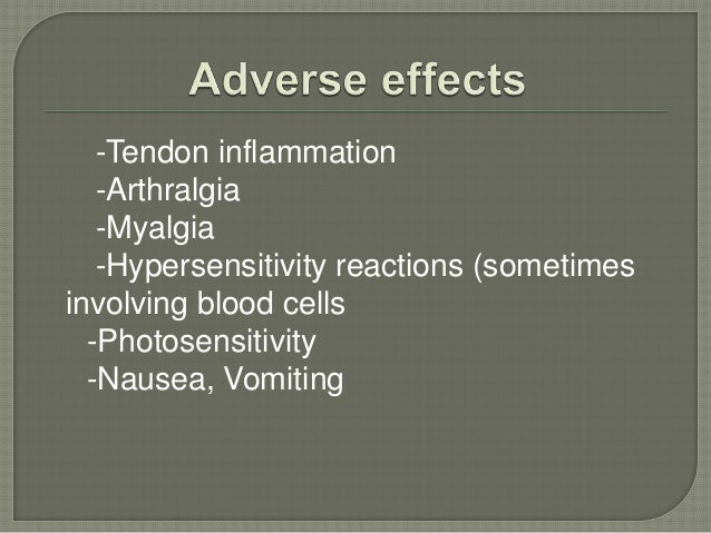 Cialis And Adverse Effects