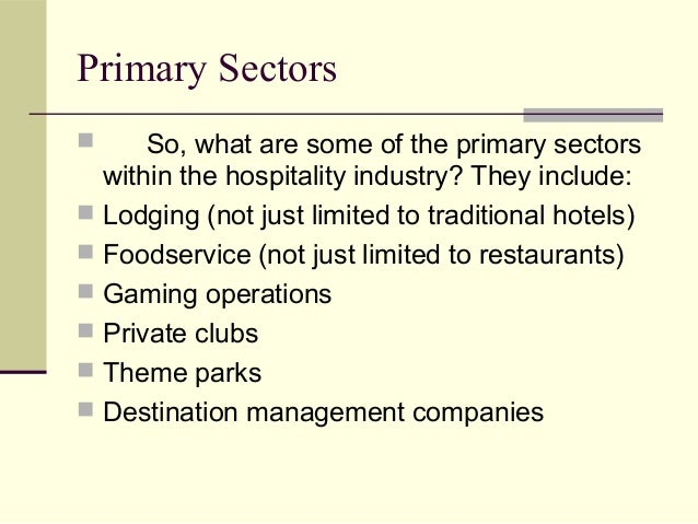 intro of hospitality industry Video created by yonsei university for the course international hospitality & healthcare services marketing diverse businesses in the hospitality industry share.