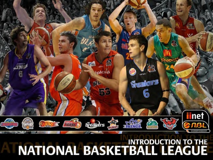 INTRODUCTION TO THENATIONAL BASKETBALL      LEAGUE