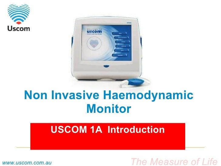 Introduction to USCOM