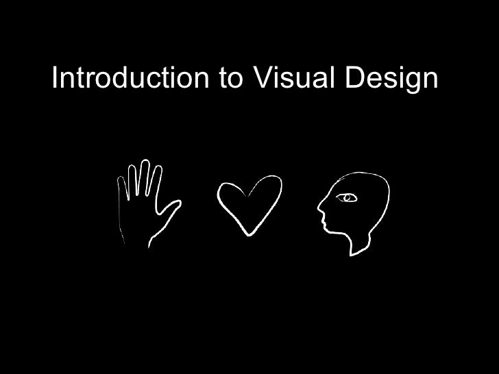 Introduction to Visual Design<br />