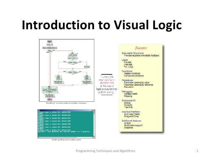 Visual Logic - Introduction