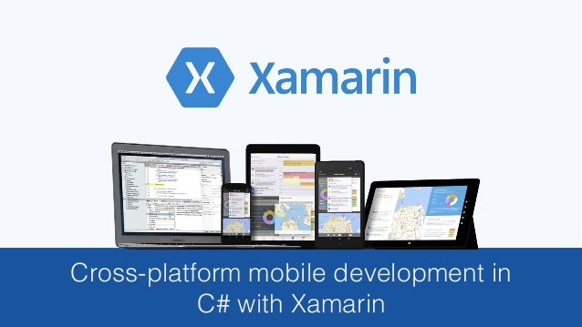 Introduction to Xamarin Philly Code Camp 2014