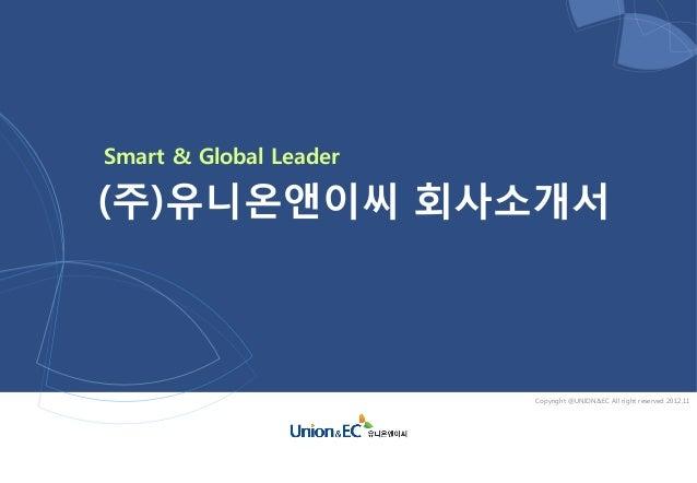 Introduction_unionnec 2012_11