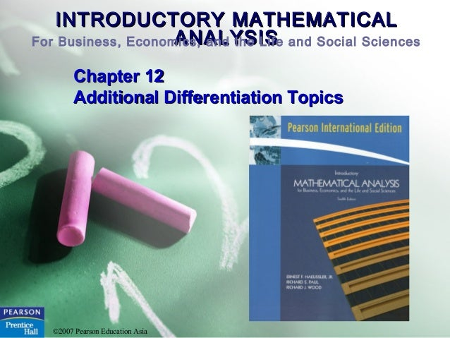 Introductory maths analysis   chapter 12 official