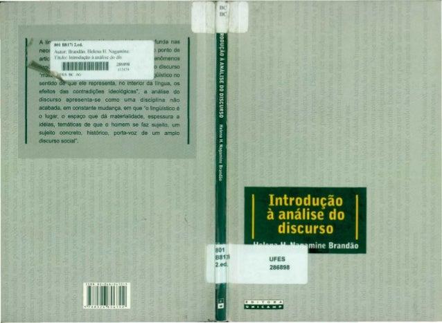 f BC BC A iir N01 neC€ /utor: Hmndao. Hekm H. Nagamine l'ilu 'ti: liitrodutiio u analise do dis funda nas > ponto de enome...