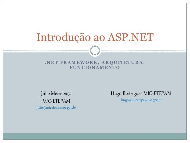 SECOMP_Introdução ao asp.net-dia 2