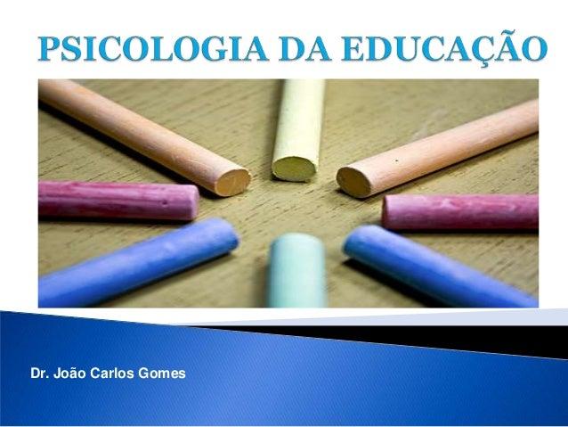 Dr. João Carlos Gomes