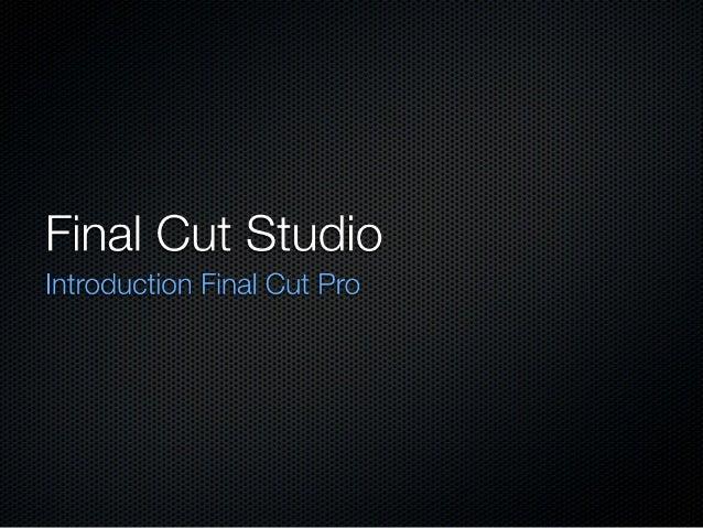 Intro final cut