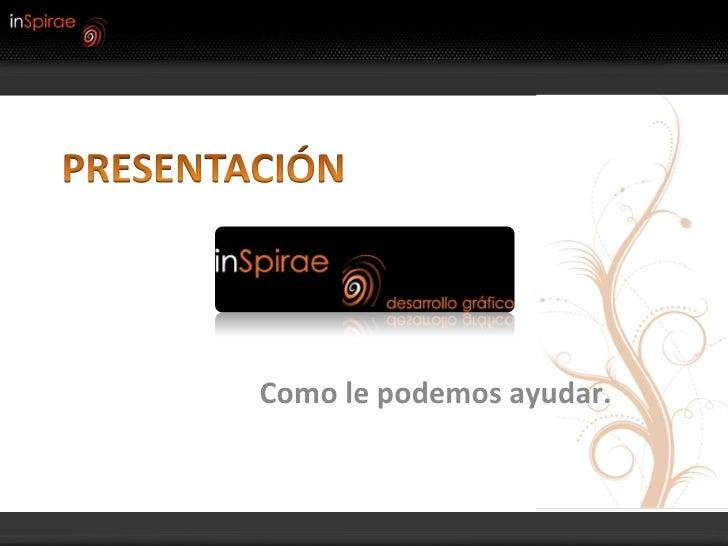 Empresa Diseño grafico y Marketing OnLine