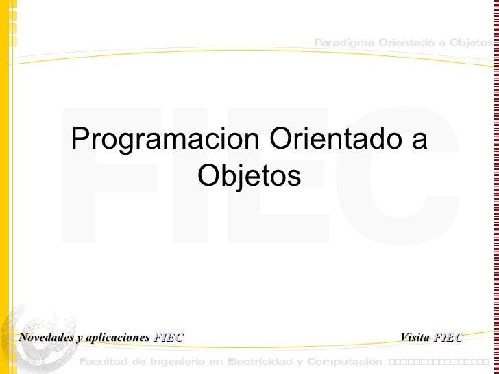 Iniciando en java  en www.fiec.espol.edu.ec