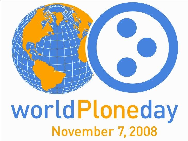 WPD Barcelona 2008 Què és Plone ?