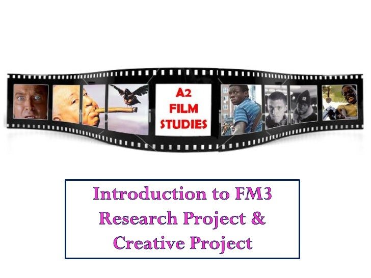 A2 Film StudiesAs with the AS course, the A2 Film Studies course isdivided in to two modules:FM3 – Coursework Module – 50%...
