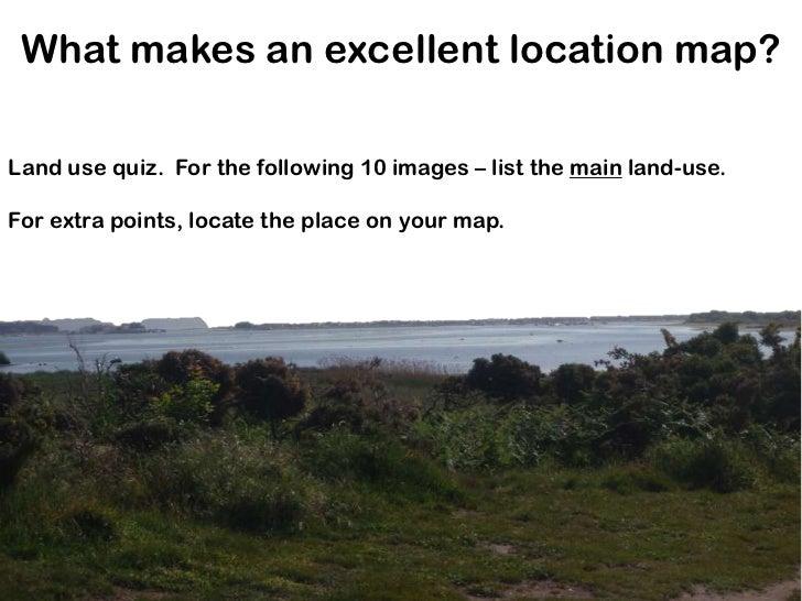 Intro maps