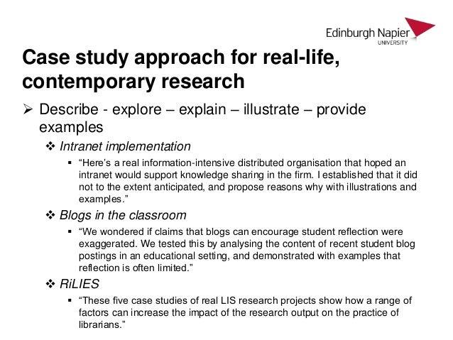 Sample Case Study Analysis Paper