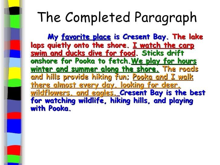 Essay on my favourite food