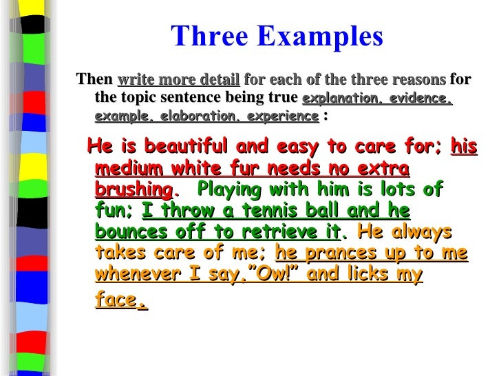 What are examples of medium in a sentence?