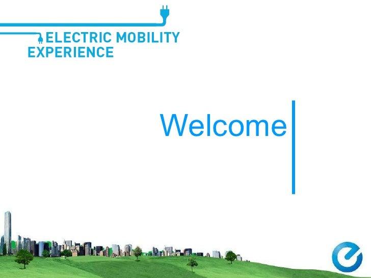 Presentatie Nissan Leaf en Europese partners voor introductie elektrisch rijden (3 maart 2010)