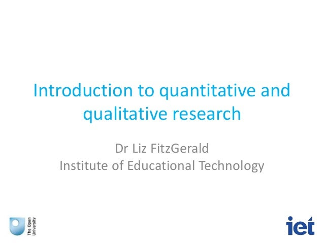 introduction to qualitative and quantitative research methods essay 34 key differences between qualitative and quantitative research methods and  how and why  ways of introducing a new employee to the organisation.