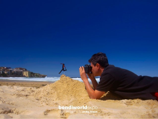 bondiworldexpo[scale] photography by andre braun