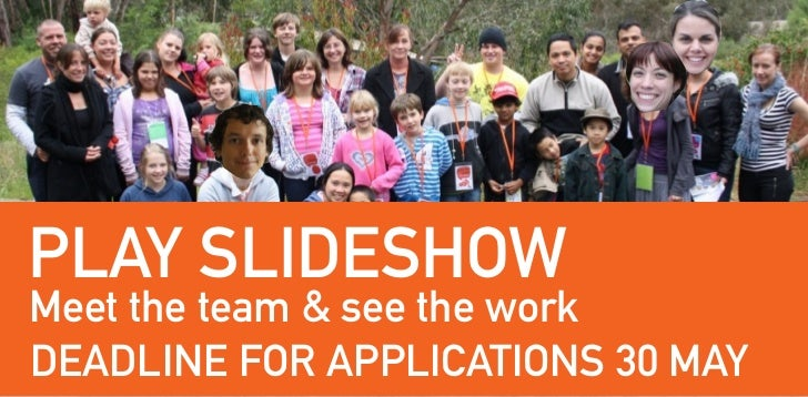 PLAY SLIDESHOWMeet the team & see the work