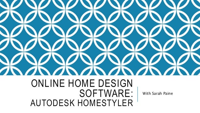 autodesk homestyler free  windows 7