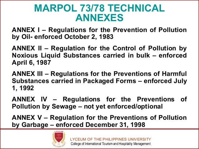 revised marpol annexe v and its Marpol annex vi the marpol rules for bunkering mepc96(47)pdf samples in accordance with marpol 73/78 annex 18 and mpec p-14661pdf adobe acrobat document.