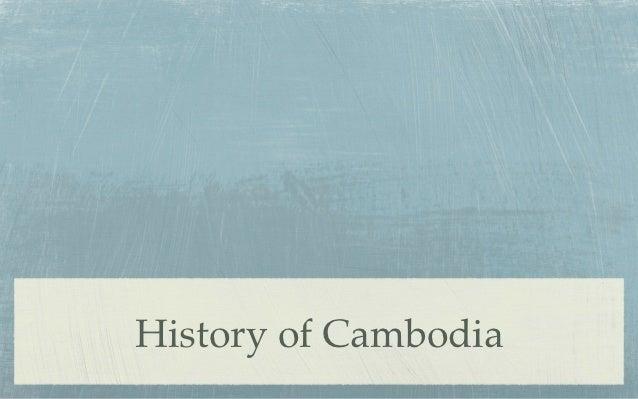 Intro to cambodia
