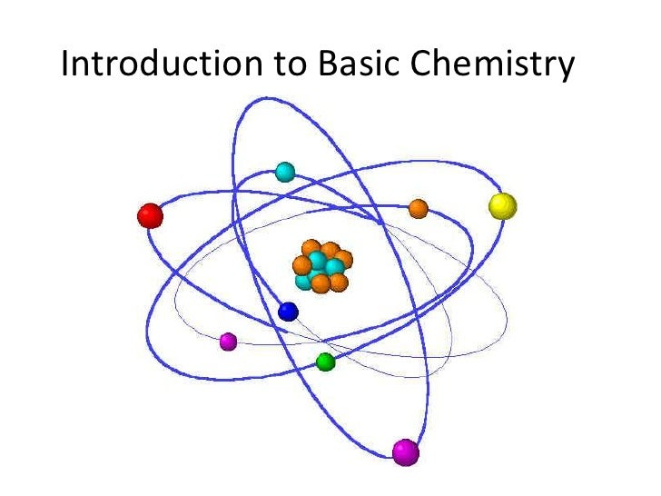 Introduction to Basic Chemistry<br />