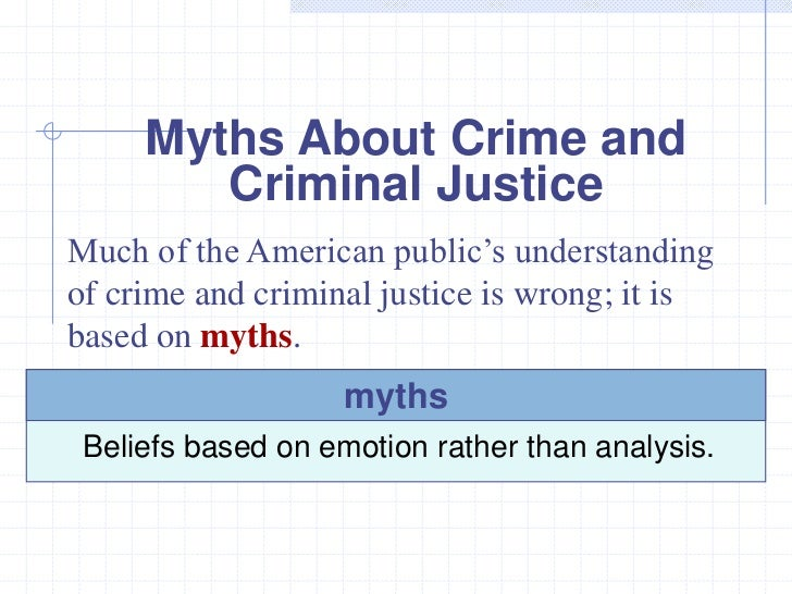 "an analysis of the efficiency and effectiveness of the united states criminal court system The crime controls and due process models by  of the criminal justice system in the  the united states supreme court ""holding that."