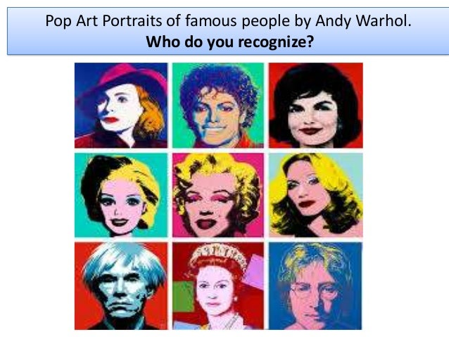 an introduction to the life and artwork by andy warhol Andy warhol is probably  and some of the artwork that resembles pop art only  from cubism to pop-art translated and with an introduction by david.
