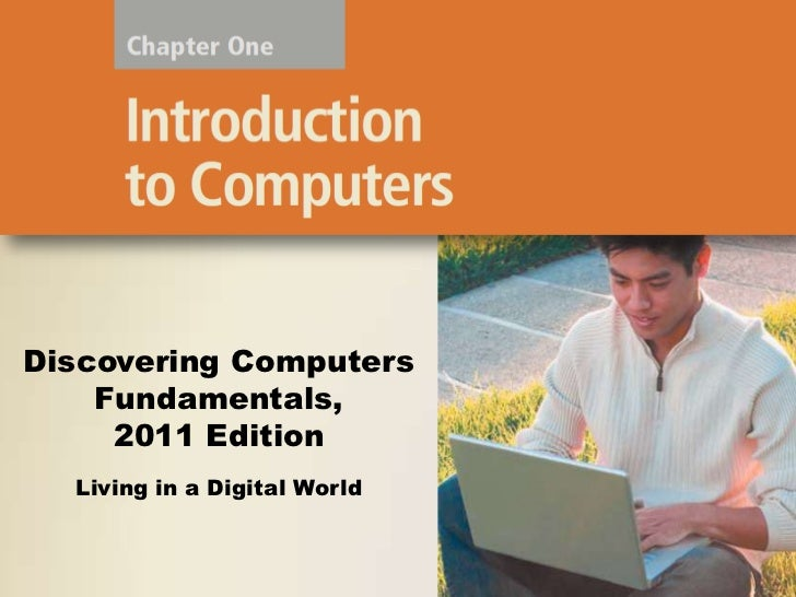 Intro to computers ch 1