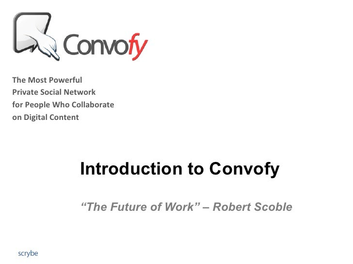 Intro to Convofy for Consultancies and Agencies
