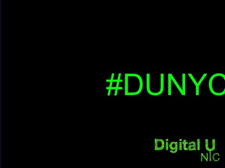 #DUNYC