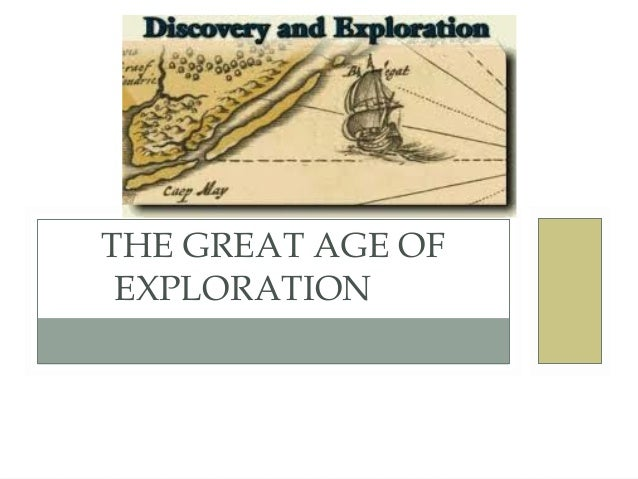 Intro to exploration