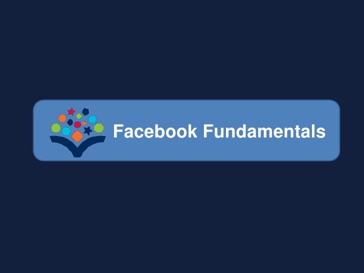 Daniel Boone Regional Library Facebook Fundamentals