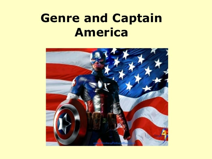 Genre and Captain    America