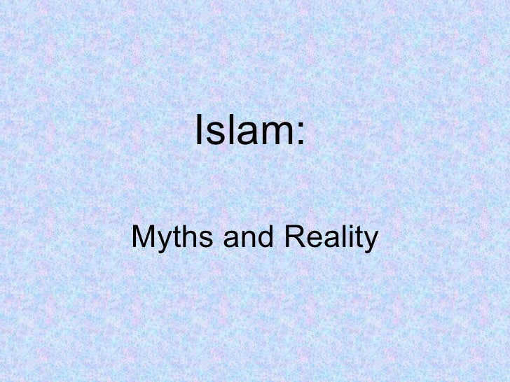 Intro to islam power point presentation