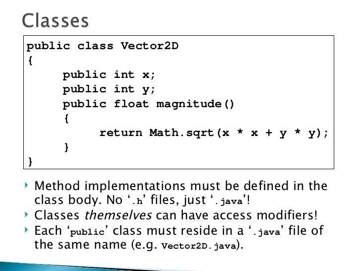 Y No Pointers In Java No