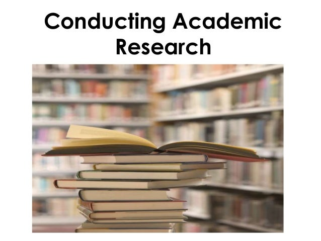 conducting scholarly research essay A guide for writing scholarly articles or reviews for the educational research review introduction research critiques and forum papers.