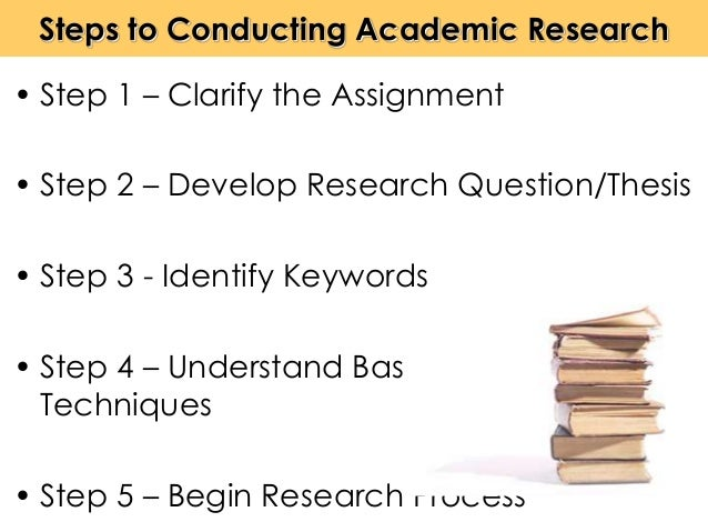basic steps in preparing a research paper Reflected in berry's (1986) claim that a research paper should be circular in argument, ie the conclusion should return to the opening, and examine the original purpose in the light of the presented research.