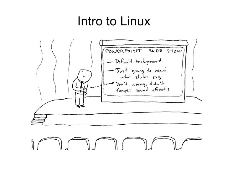 Intro To Linux